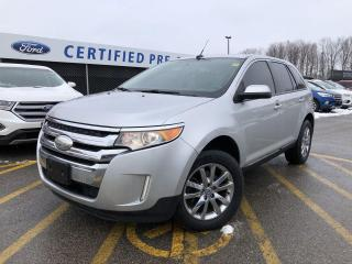 Used 2013 Ford Edge SEL BLUETOOTH|HEATED SEATS|REVERSE CAMERA|CRUISE for sale in Barrie, ON