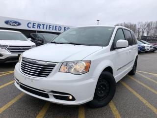 Used 2014 Chrysler Town & Country TOURING for sale in Barrie, ON
