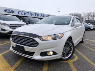 Used 2013 Ford Fusion BLUETOOTH|SUNROOF|NAVIGATION|HEATED SEATS for sale in Barrie, ON