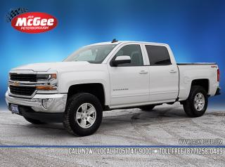 New 2016 Chevrolet Silverado 1500 1LT Crew 4x4 - 5.3L, True North, Htd Bench, Fogs, 17