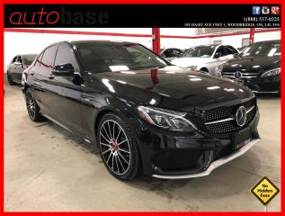 Used 2016 Mercedes-Benz C-Class C450 AMG 4MATIC PREMIUM INTELLIGENT DRIVE HEAD-UP for sale in Vaughan, ON