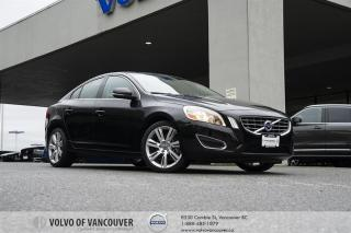 Used 2011 Volvo S60 T6 AWD A for sale in Vancouver, BC
