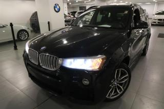 Used 2016 BMW X3 xDrive35i for sale in Newmarket, ON