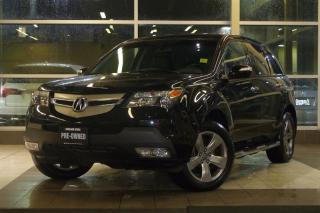 Used 2009 Acura MDX Elite 5sp at *DVD*Navi*Low Kms* for sale in Vancouver, BC
