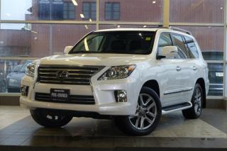 Used 2014 Lexus LX 570 6A for sale in Vancouver, BC