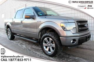 Used 2014 Ford F-150 4x4 - Supercrew Fx4 - 145