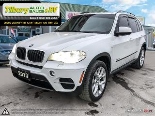Used 2013 BMW X5 35i for sale in Tilbury, ON