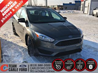 Used 2017 Ford Focus Ford Focus SE 2017,* 6,489km * caméra de for sale in Gatineau, QC