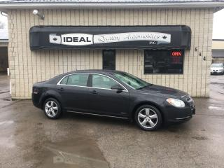 Used 2010 Chevrolet Malibu LT PLATINUM EDITION for sale in Mount Brydges, ON