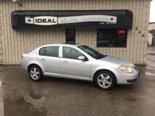 Used 2009 Pontiac G5 SE w/1SA for sale in Mount Brydges, ON