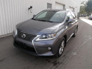 Used 2015 Lexus RX 350 Sportdesign for sale in Toronto, ON