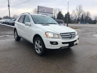 Used 2008 Mercedes-Benz ML-Class ML320 3.0L CDI for sale in Komoka, ON