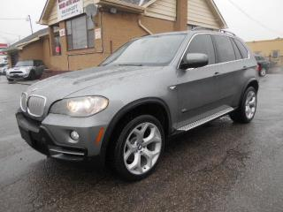 Used 2007 BMW X5 4.8i V8 AWD Loaded Certified ONLY 99,000KMs for sale in Rexdale, ON