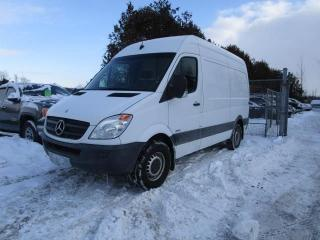Used 2010 Mercedes-Benz Sprinter High Roof for sale in Cookstown, ON