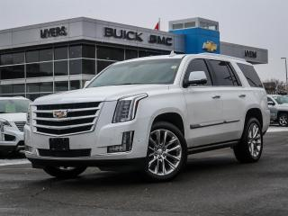 Used 2017 Cadillac Escalade for sale in Ottawa, ON