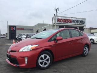 Used 2012 Toyota Prius - NAVI - LEATHER - SUNROOF for sale in Oakville, ON