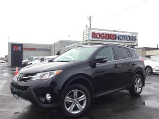 Used 2015 Toyota RAV4 XLE - NAVI - SUNROOF - REVERSE CAM for sale in Oakville, ON