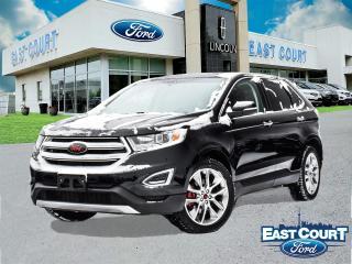 Used 2017 Ford Edge Titanium for sale in Scarborough, ON