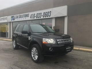 Used 2013 Land Rover LR2 HSE-NAVI-SNROOF-CAMERA for sale in Toronto, ON