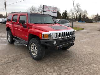 Used 2006 Hummer H3 4X4 LEATHER for sale in Komoka, ON