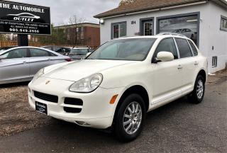 Used 2006 Porsche Cayenne AWD SUNROOF LEATHER CERTIFIED for sale in Mississauga, ON