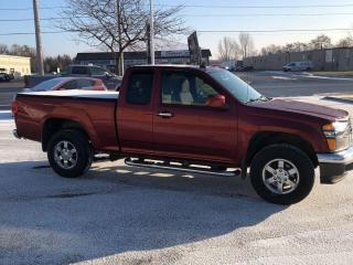 Used 2010 GMC Canyon SLE w/1SD for sale in Tillsonburg, ON