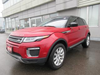 Used 2016 Land Rover Range Rover Evoque SE for sale in Mississauga, ON
