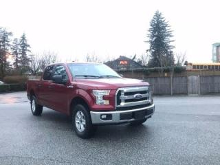 Used 2016 Ford F-150 for sale in Surrey, BC