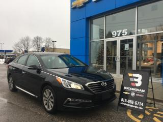 Used 2016 Hyundai Sonata One Owner Carproof for sale in Gatineau, QC