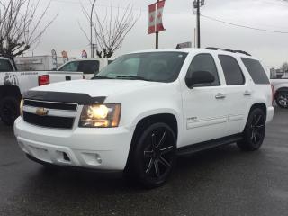 Used 2010 Chevrolet Tahoe LT for sale in Langley, BC