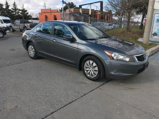 Used 2010 Honda Accord 4CYL,$4888,AUTO,SAFETT+3YEARS WARRANTY INCLUDED for sale in Toronto, ON