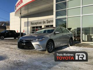Used 2015 Toyota Camry SE * Gar. prol. incl. * Mags - Caméra for sale in Trois-Rivières, QC