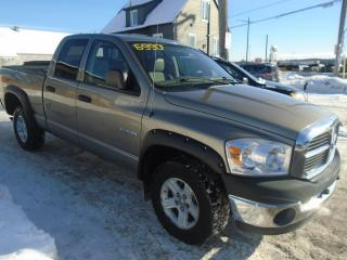 Used 2008 Dodge Ram 1500 SXT for sale in Ancienne Lorette, QC