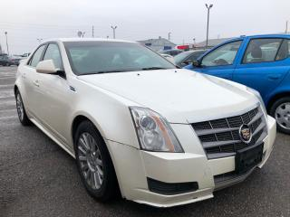 Used 2010 Cadillac CTS for sale in Pickering, ON