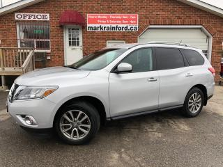 Used 2013 Nissan Pathfinder SV 7 Passenger AWD Back Up Camera for sale in Bowmanville, ON