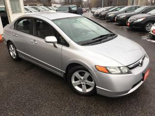Used 2008 Honda Civic LX/ AUTO/ POWER GROUP/ ALLOYS/ LOADED! for sale in Scarborough, ON
