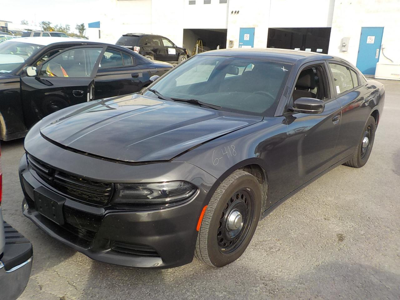 Used 2016 Dodge Charger Police For Sale In Innisfil Ontario