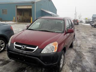 Used 2003 Honda CR-V EX for sale in Innisfil, ON