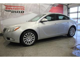 Used 2011 Buick Regal CXL for sale in Lévis, QC