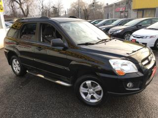 Used 2009 Kia Sportage LX/ AUTO/ AWD/ POWER GROUP/ ALLOYS! for sale in Scarborough, ON