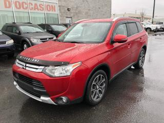 Used 2015 Mitsubishi Outlander Gt N49 Edition V6 for sale in St-Hubert, QC