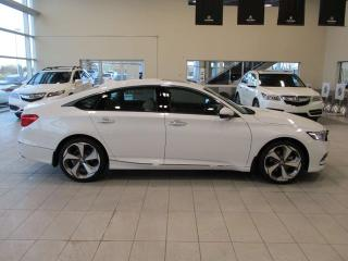 New 2019 Honda Accord Sedan Touring 2.0 Navigation Back Up Cam for sale in Red Deer, AB