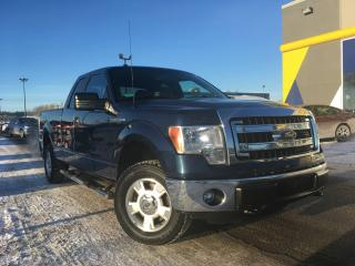 Used 2014 Ford F-150 XLT SUPERCAB AWD 4X4 for sale in Lévis, QC