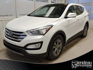 Used 2014 Hyundai Santa Fe Sport 2.4 Luxury + Toit for sale in Ste-Julie, QC
