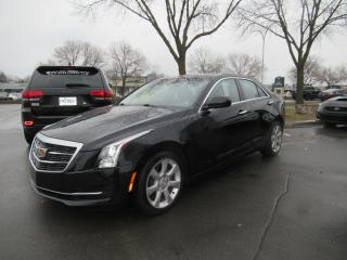 Used 2015 Cadillac ATS 2.0L Turbo for sale in Dollard-des-Ormeaux, QC