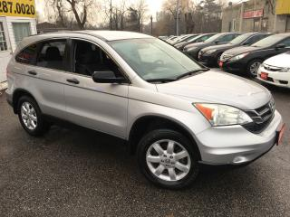 Used 2011 Honda CR-V LX/ POWER GROUP/ ALLOYS/ LOADED! for sale in Scarborough, ON