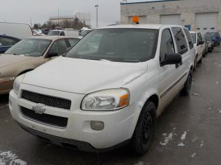 Used 2008 Chevrolet Uplander cargo for sale in Innisfil, ON