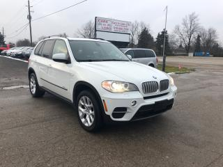 Used 2013 BMW X5 35d NAV 360 CAM FULLY LOADED for sale in Komoka, ON