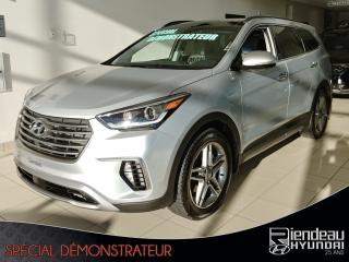 Used 2019 Hyundai Santa Fe XL Démo - Ultimate 7 for sale in Ste-Julie, QC