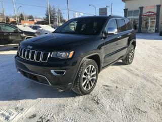 Used 2018 Jeep Grand Cherokee LIMITED 4X4 for sale in Sherbrooke, QC